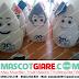 Mascot giọt sữa thương hiệu bên công ty Vinamilk dễ thương