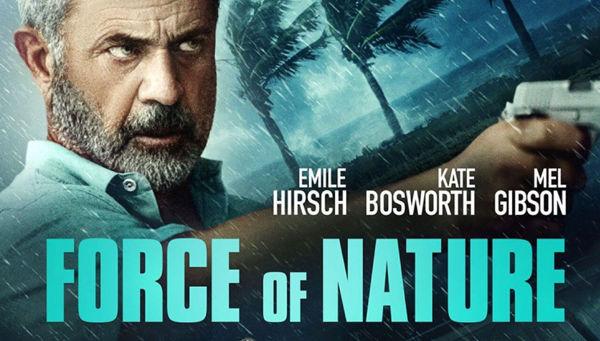 Cartel de entrada de Force of Nature 2020