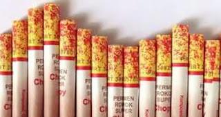 Rokok yang diperbolehkan dan tidak mengganggu publik