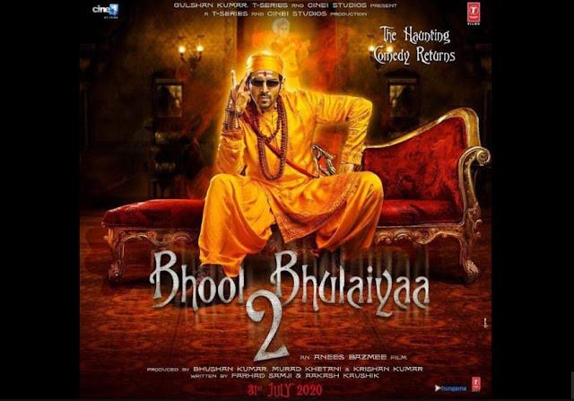 Tabu, Kiara Advani, Kartik Aaryan upcoming movie Bhool Bhulaiyaa 2