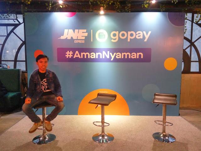 Menggandeng GoPay Indonesia, JNE Hadirkan Sistem Pembayaran Baru