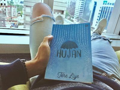 Sebuah Review Buku: Hujan - Tere Liye