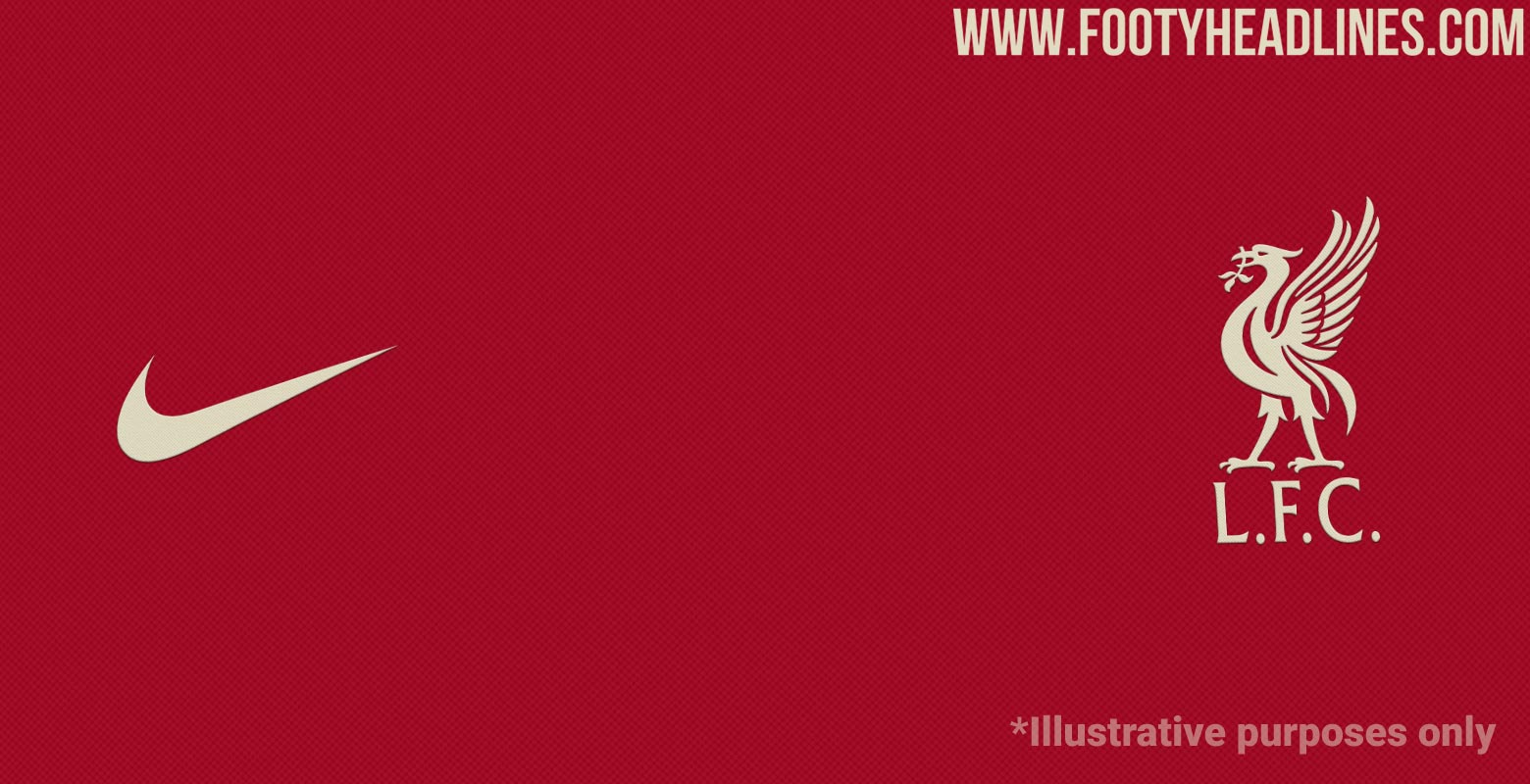 Liverpool 21-22 Home & Away Kit 'Predictions' - First Fakes Floating Around - Footy Headlines