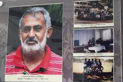 Dorival Fidélis, ex-presidente do Sismmar. Café com Jornalista
