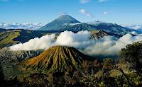 Legenda Gunung Bromo: Kisah Roro Anteng dan Joko Seger