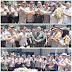 Wujudkan Sinergitas TNI-Polri,  Polsek Kaw. Muara Baru Ucapkan Selamat HUT TNI Ke 74