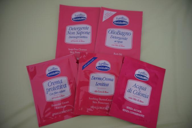 Prodotti delicati per pelli delicate