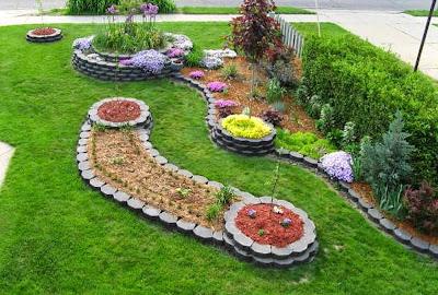 Minimalist Front Garden Design Ideas