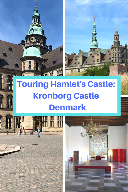 Touring Hamlet's Castle Kronborg Castle in Denmark: a UNESCO World Heritage Site