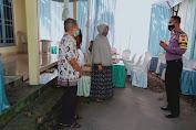 Satgas Covid-19 Kecamatan Karanganyar Temukan Warga Gelar Hajatan Saat PPKM Darurat