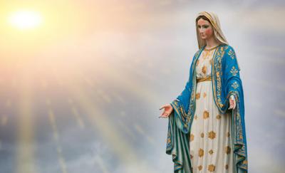 Lima Belas Janji Bunda Maria kepada Orang-Orang yang Berdoa Rosario