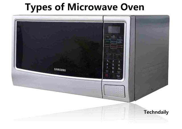 6 Types of Microwave Oven Did You Know? (2021)