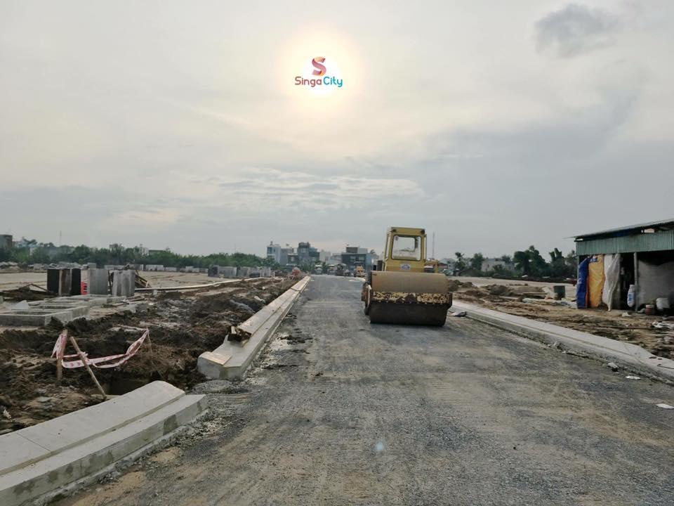 dự án Singa City 8