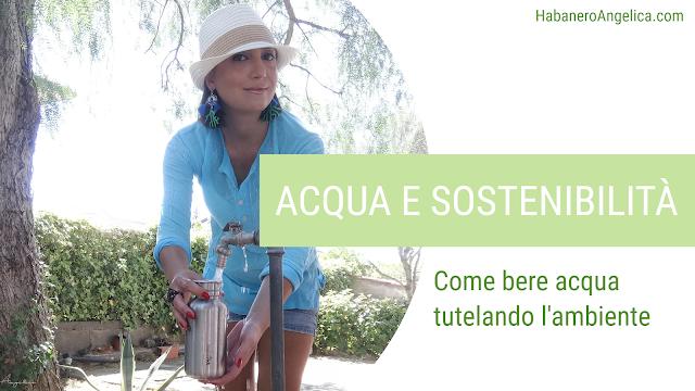 campagna social #SmuoviamoLeAcque di Aqua Italia