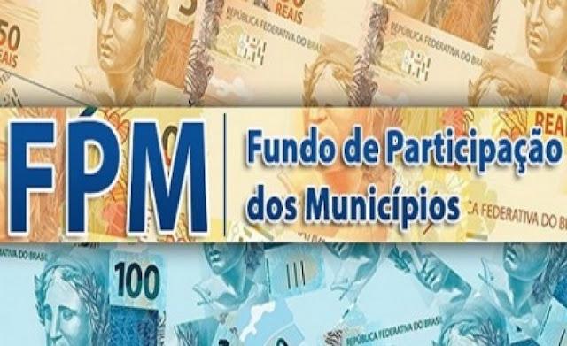 Prefeituras recebem R$ 1,9 bilhão de FPM nesta terça-feira (30)