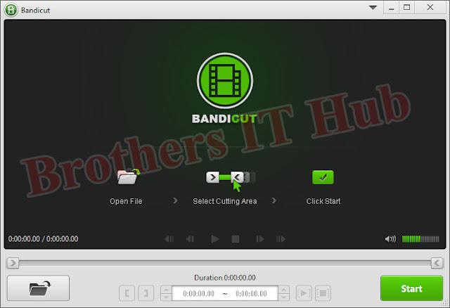 Bandicut with serial key & crack | Bandicut Preactivated