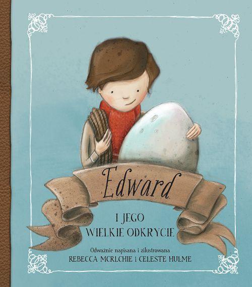 Edward i jego wielkie odkrycie - Rebecca McRitchie