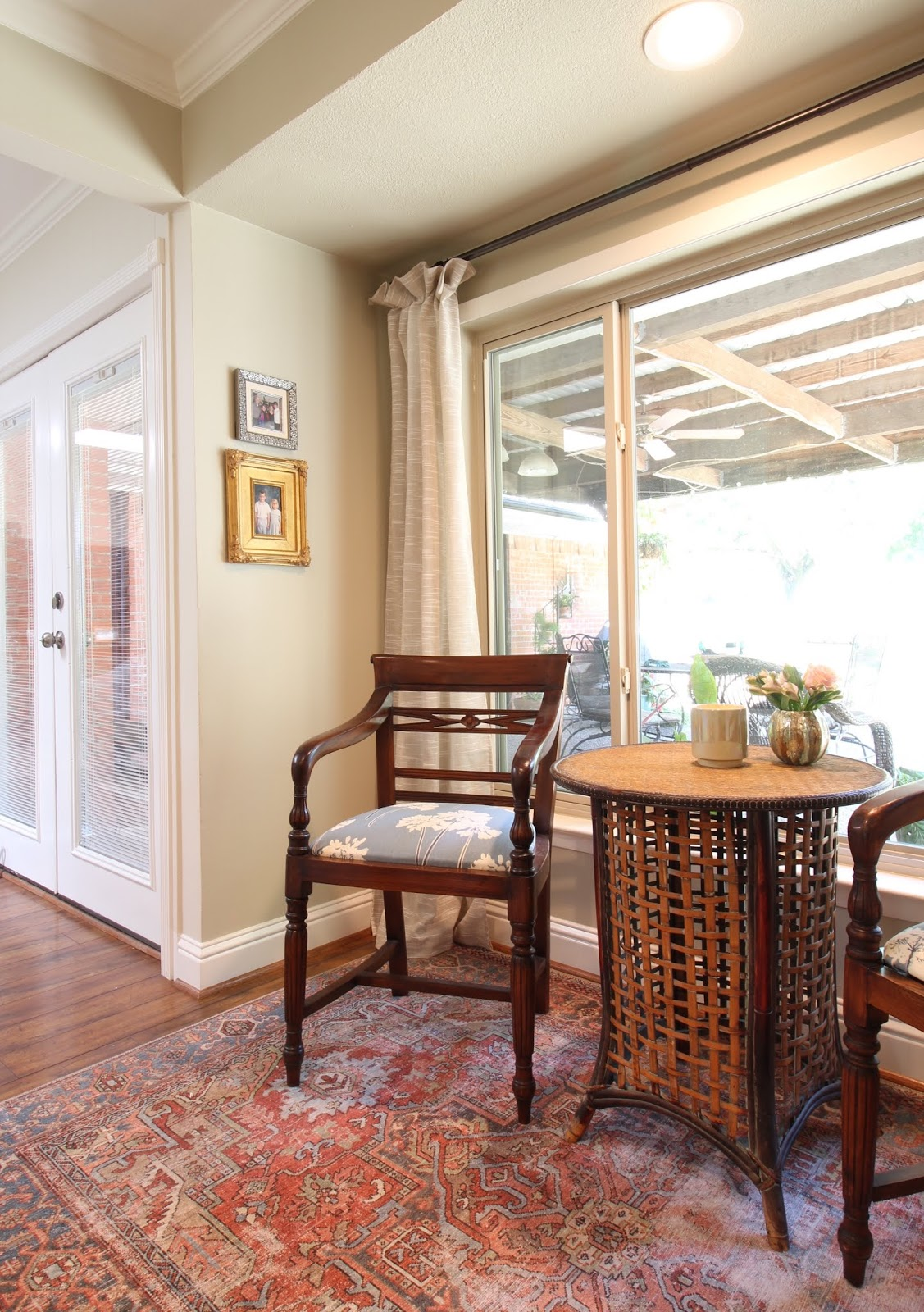 Kitchen nook, perfect for morning coffee   House Homemade