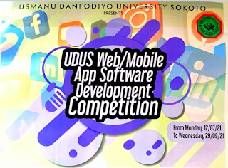 UDUS Web/Mobile App Software Development Competition 2021