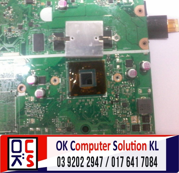 [SOLVED] LAPTOP ASUS TAK BOLEH ON | REPAIR LAPTOP CHERAS 5