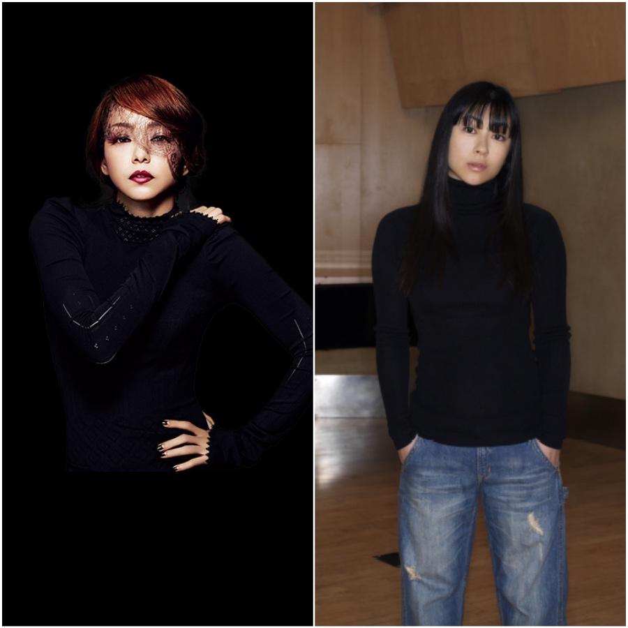 安室奈美恵と宇多田ヒカル 2016年 女性ソロ頂上決戦の幕開けか