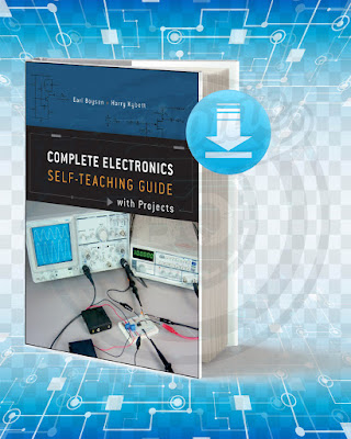 Free Book Complete Electronics Self Teaching Guide with Projects pdf.