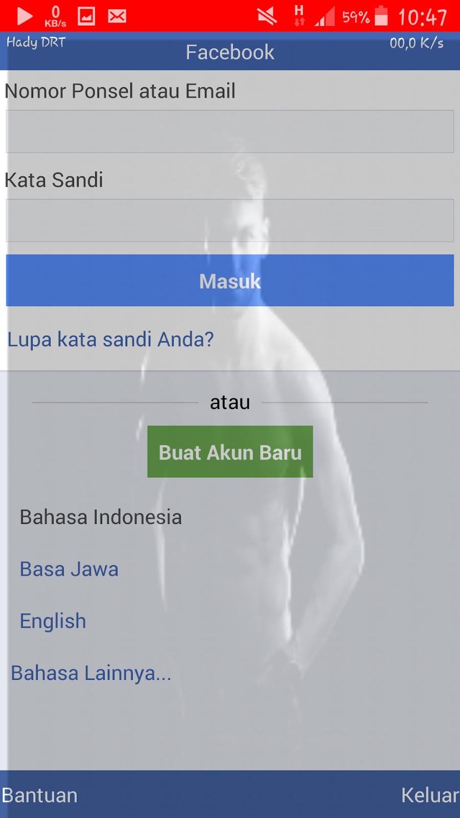Fb Lite Mod Transparan For Android Download - Kumpulan Fb