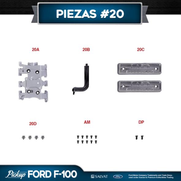 Entrega 20 Ford F-100