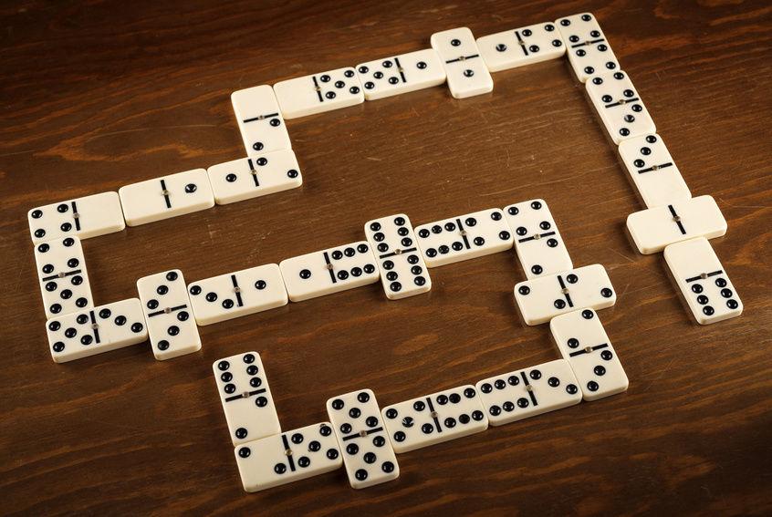 Cara Bermain Domino Yang Bagus Dan Trik Cara Menangkan Gaple Dengan Baik