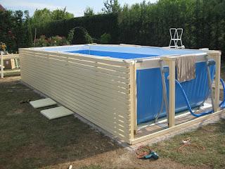 progettazione  arredo   piscine fuoriterra