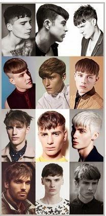 Potongan Rambut Pria Pendek Keren