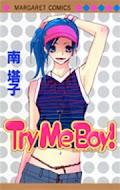 Try Me Boy!