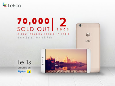 Le1s the Smartest Smartphone with Stunning Price, Looks and Features