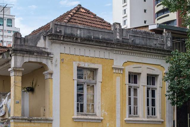 casa na Rua Francisco Rocha - detalhe