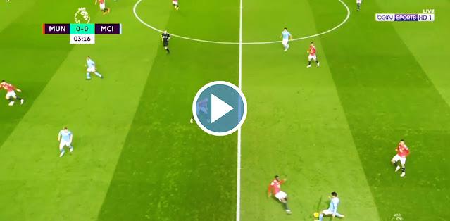 Manchester United vs Manchester City Live Score