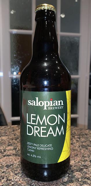 Lemon Dream Beer
