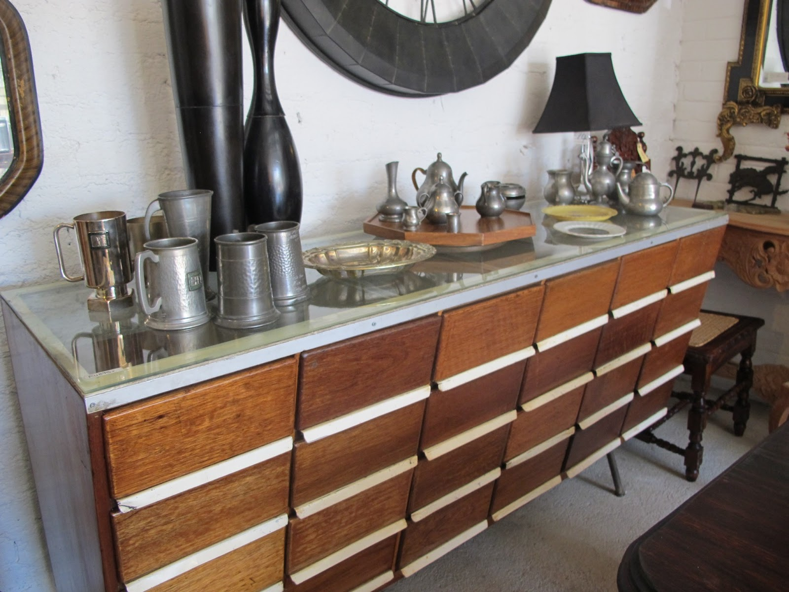 Because this is Africa 19 06 2013 Joburg antique and second hand
