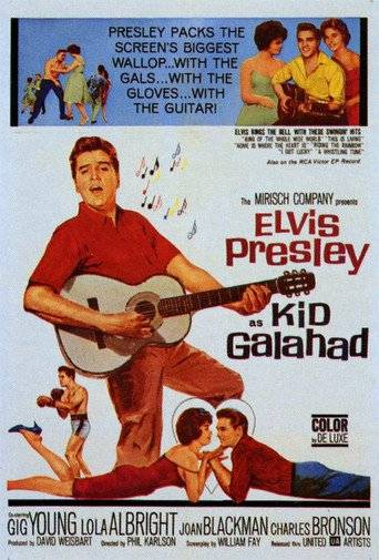 Kid Galahad (1962) ταινιες online seires xrysoi greek subs