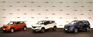 Renault dan 3 yeni otomobil