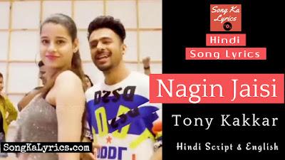 nagin-jaisi-lyrics