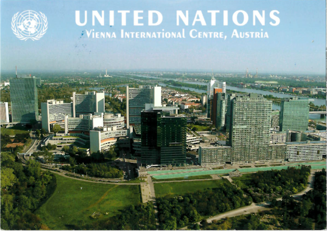 Postcard from United Nations