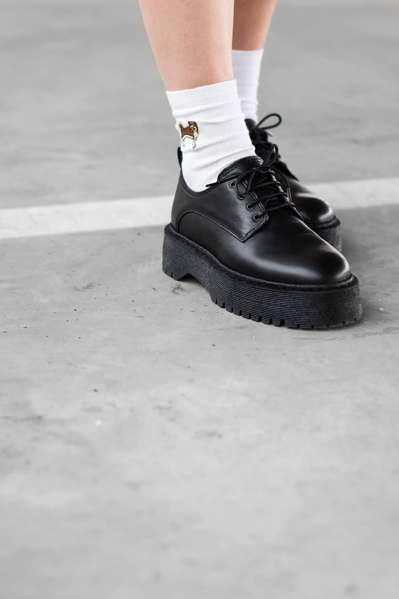 Royal republiq, analyst backpack, command derby shoe, platform schoenen, trends, AW20, kwaliteit, leder, minimalistisch