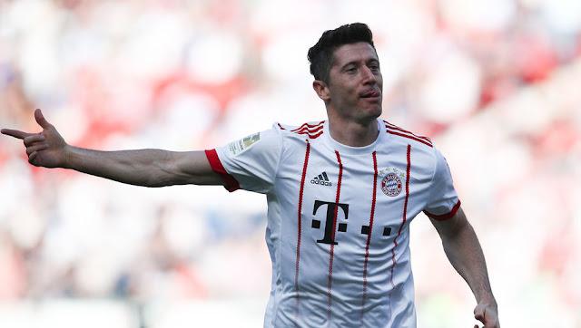 Entre le PSG et le Real, Lewandowski a fait son choix