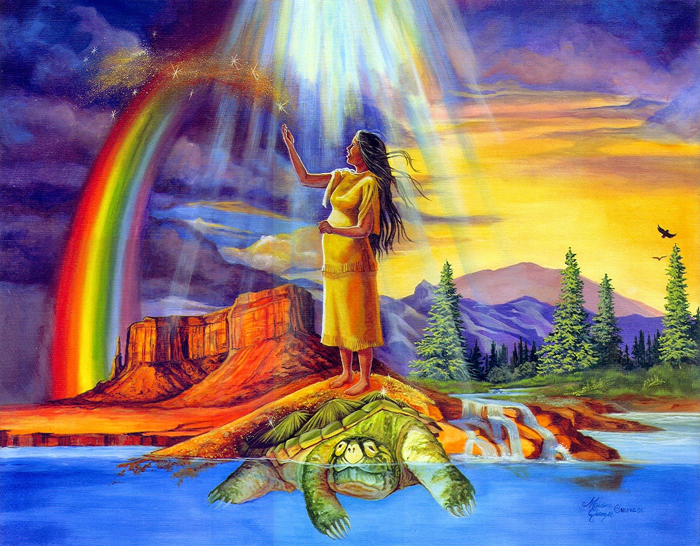 World History Creation Myths