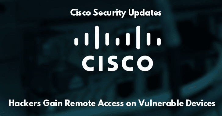 Cisco IOS XE Software Vulnerabilities Let Hackers  to Execute Arbitrary Commands and Gain Root Access in Cisco Devices