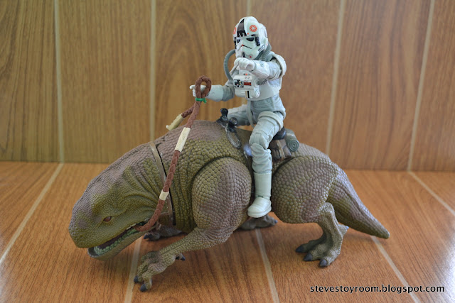 At At driver pilot dewback potf black series