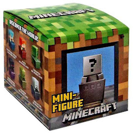 Minecraft Series 7 Wolf Mini Figure