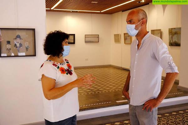 El Cabildo de La Palma abre el plazo de inscripción para exponer en el Espacio de Arte O'Daly
