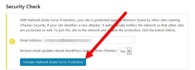 security check o sitio seguro