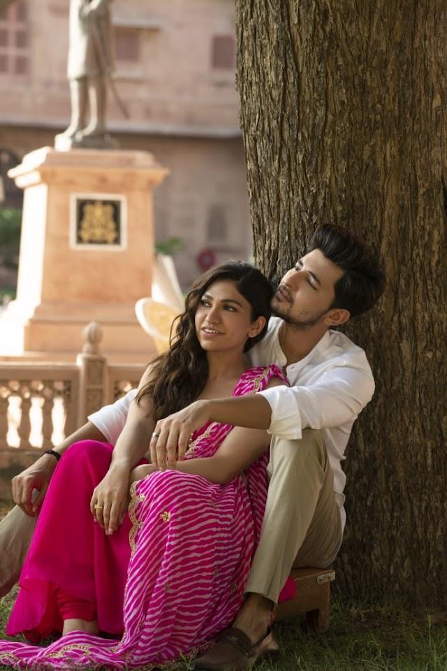 Tulsi Kumar & Darshan Raval bring you the wedding song of the season – Bhushan Kumar's 'Tera Naam'!